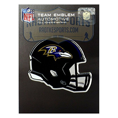 officially-licensed-baltimore-ravens-helmet-3x4-nfl-car-emblem-with-adhesive-backing