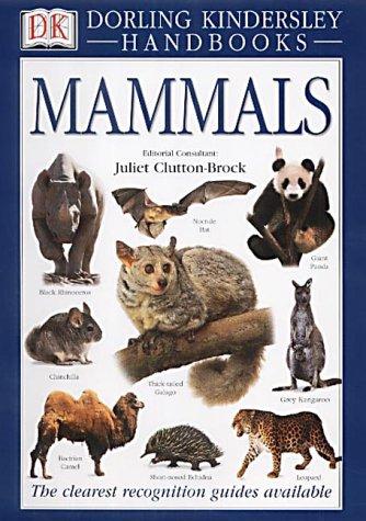 Smithsonian Handbooks: Mammals - Book  of the Smithsonian Handbooks