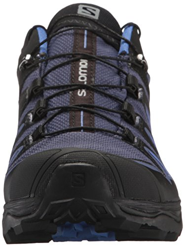 India Salomon Shoes Blue Low Black Women's 3 Hiking GTX Crown 6 Ink Rise UK Ultra Multicolor Br6Bw0
