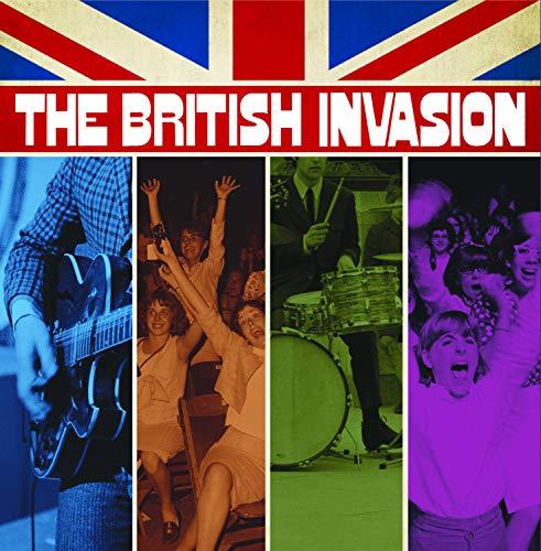 The British Invasion (8CD+1DVD)