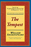 Image of The Tempest: Applause First Folio Editions (Applause Shakespeare Library Folio Texts)
