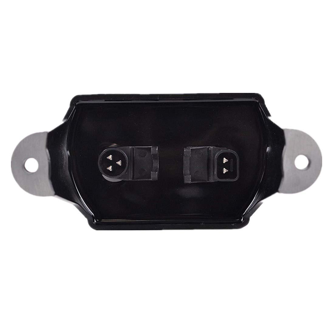HZYCKJ Raddrizzatore di tensione del regolatore 12V per moto OEM # 74505-06