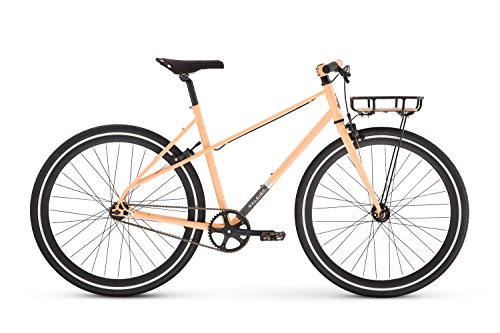 Raleigh Bikes Carlton Mixte Women's City Bike, Pink, 56cm/Large Review