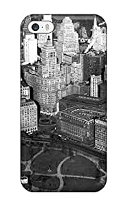 New Snap-on AmyRMorrison Skin Case Cover Compatible With Iphone 5/5s- Attractive Old New York