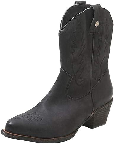 Bottines western & bottines cowboy pour femme Acheter en