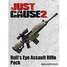 Just Cause 2: Bull's Eye Assault Rifle DLC [Online Game Code]
