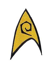Star Trek Engineering Iron On Patch