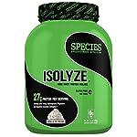 Species Nutrition Isolyze 44 Servings Sports Supplement, 2 kg, Vanilla Ice Cream