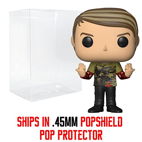 Funko Pop! TV: Saturday Night Live - SNL Stefon Vinyl Figure (Bundled with Pop Box Protector Case)