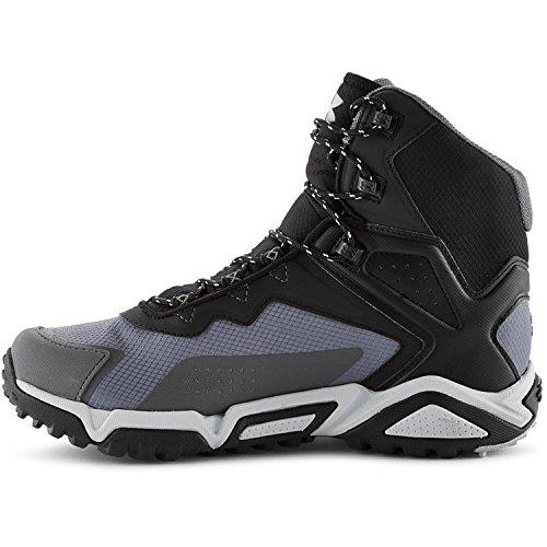 Under Armour Mens UA Tabor Ridge Mid Boots Graphite / Black / Aluminum 9pOgWCQ