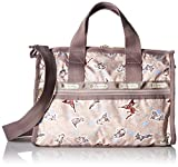 LeSportsac Women's Bambi X Small Weekender, Thumpin Around