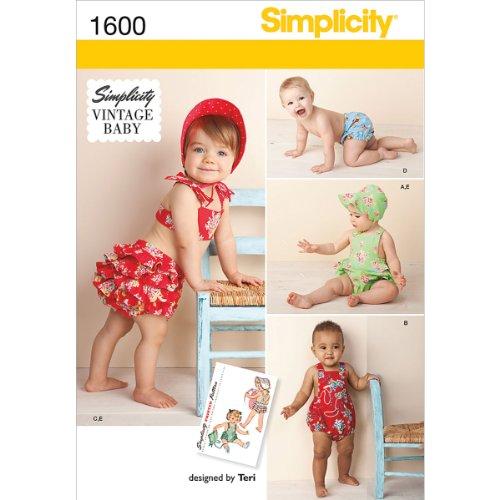Baby Sewing Patterns: Amazon.com