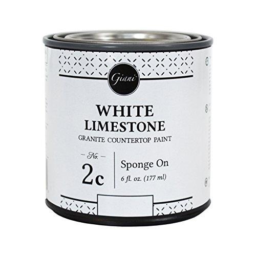 Giani Granite Step 2 Mineral Color - White Limestone 6oz