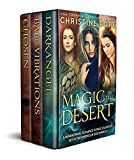 Search : Magic in the Desert: Three Paranormal Romance Series Starters Set in the American Southwest