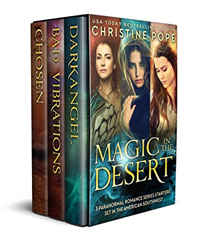 Magic Desert Paranormal Starters Southwest ebook product image
