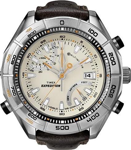 a5dff8161bd0 Timex Expedition Altimeter Reloj para hombres Con Altímetro  Amazon.es   Relojes