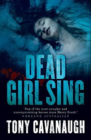 book cover of Dead Girl Sing