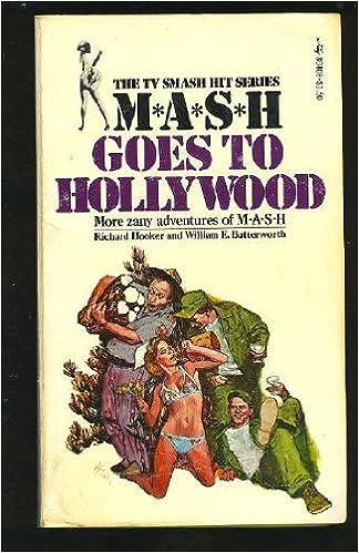 MASH Madness Meets Hollywood... https://amzn.to/2JQczvO