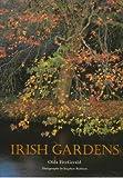 img - for Irish Gardens book / textbook / text book