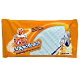 Authentic Mr. Clean Magic Reach Scrubbing Tub & Shower Pads ,One package of 8 refill pads.ORIGINAL RESEALABLE PLASTIC PACKAGING.