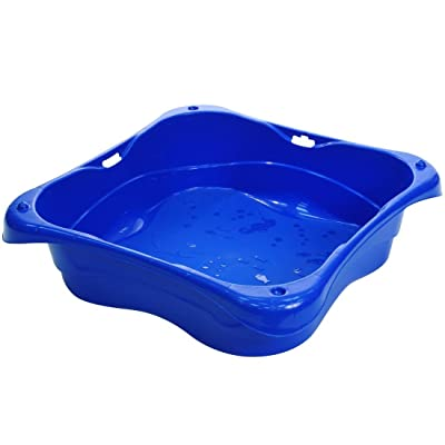 Starplay Junior Lagoon Pool/Sandpit, Blue: Garden & Outdoor