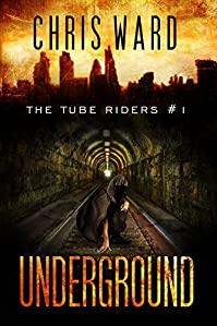 The Tube Riders by Chris Ward ebook deal
