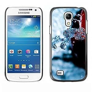 Licase Carcasa protectora - Nature Beautiful Forrest Green 108 - Samsung Galaxy S4 Mini