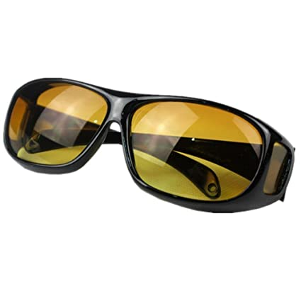 eb4c4e66e6 Tran Taran New Impressive Unisex Wear Over Prescription Glasses Polarized Sunglasses  Sunglasses and Night Vision Glasses Combo Pack  Amazon.in  Car   ...