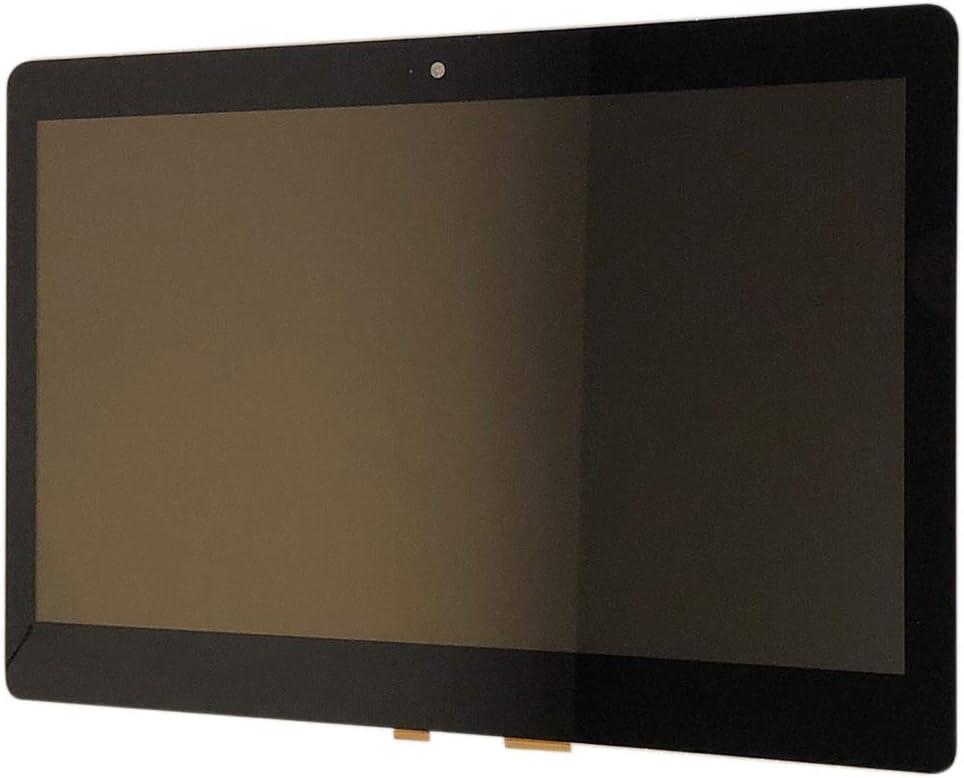 "11.6"" Screen Replacement Touch Digitizer Glass LCD Display HD for HP Chromebook 11-v010nr 11-v020nr 11-v031nr 11-v032nr 11-v010wm 11-v020wm 11-v025wm 11-v019wm 11-v002dx (Without Frame Bezel)"