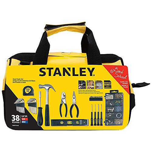 Stanley 38-PC Homeowners Tools Set in (Tool Bag Set)