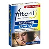 Alteril All Natural Sleep Aid 30 Tablets (Pack of 2)