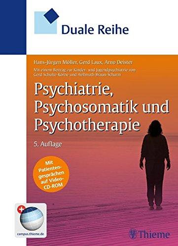Duale Reihe Psychiatrie, Psychosomatik und Psychotherapie (Reihe, DUALE REIHE)