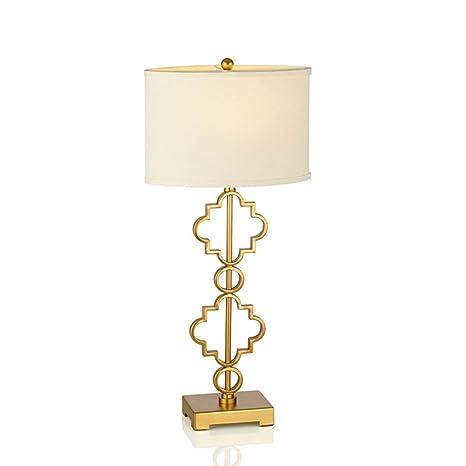 LOFAMI Artes creativas de oro de lujo lámparas de forja ...