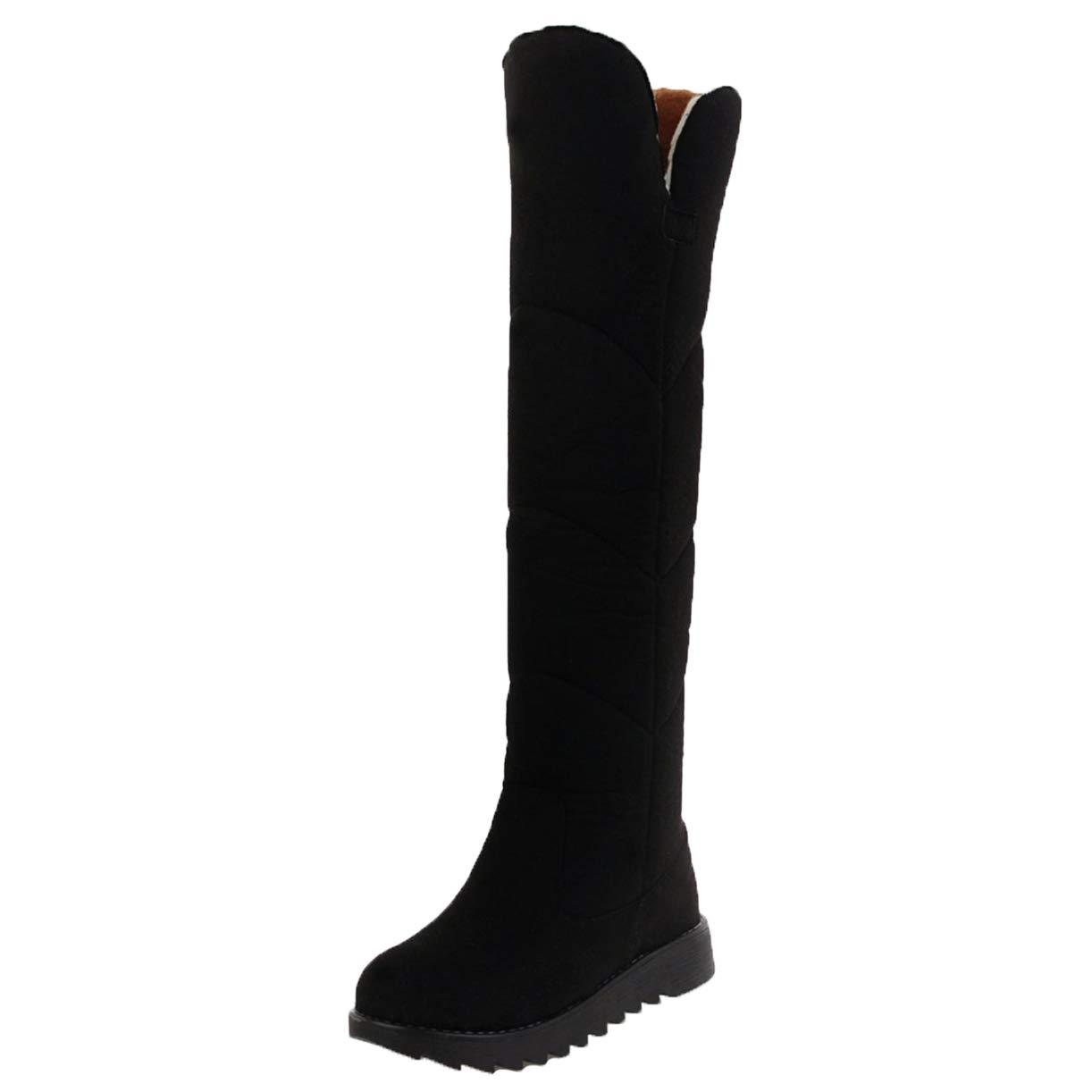 JYshoes , Montantes Femme - Noir , - Noir, 37 37 Femme EU - 2468f0e - reprogrammed.space