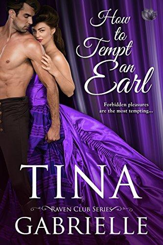 Club Tin - How to Tempt an Earl (Raven Club)