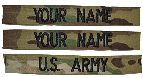 custom army patches velcro - 8