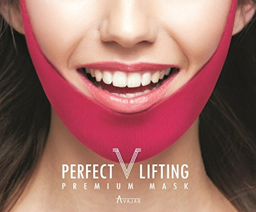 Jaw Line (Avajar Perfect V Lifting Premium Mask 1ea- a woman's age is determined by her jaw line)