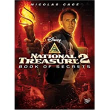 National Treasure 2: Book of Secrets (2007)