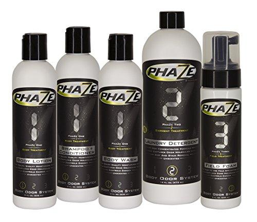 Phaze Body Odor System 1 Deer Hunting Scent Elimination