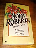 Affaire Royale, Nora Roberts, 0373510357