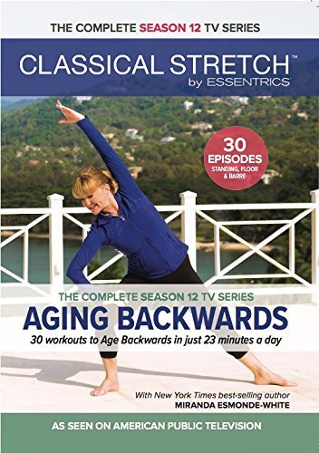 Classical Stretch Complete Season 12 by ESSENTRICS: Aging - Tissues Connective Healthy