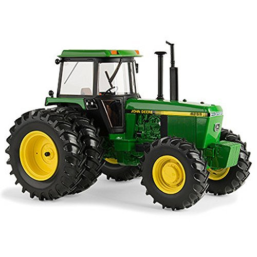 John Collection Deere (John Deere 1/16 4255 Prestige Collection Tractor Toy by Ertl - 45543)