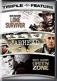 DVD : Lone Survivor / Jarhead / Green Zone Triple Feature