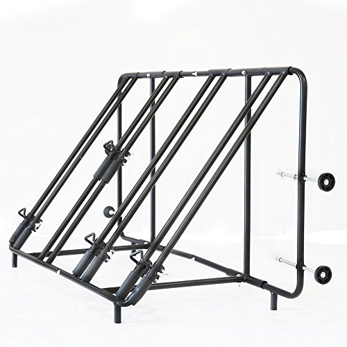 Pick Up Truck Bed Box Mounted Carrier Stand 1 2 3 4 Bicycle Bike Rack