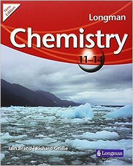 Book Longman Chemistry 11-14 (LONGMAN SCIENCE 11 TO 14) by Richard Grime (8-Sep-2009)