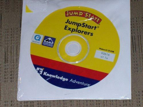 - Jump Start Explorers User Guide Knowledge Adventure Series CD-Rom