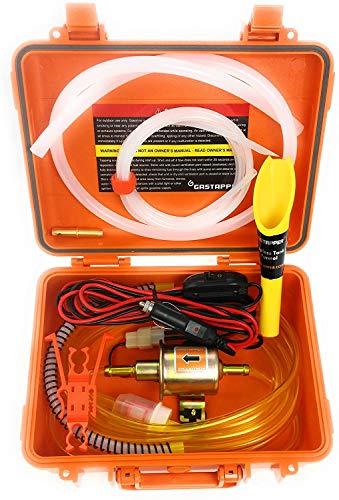 12V Gasoline Transfer Pump/Siphon GasTapper UTV's, Boats, Equipment, Vehicles, Gas, Diesel – USA Built – Excellent Tool…