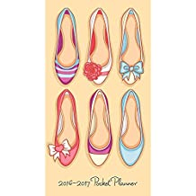 2016-2017 Monthly Pocket Planner - Shoes