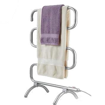 Independiente Calentador de la toalla de baño de, Montado en la pared Calentador de toallas