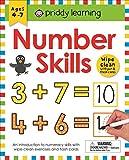 #2: Wipe Clean Workbook: Number Skills (enclosed spiral binding) (Wipe Clean Learning Books)
